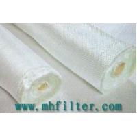 Buy cheap non alkali glassfiber filter bag from wholesalers