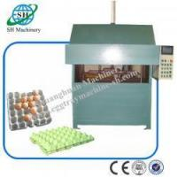 Buy cheap Semi-Automatic Reciprocating Egg Tray Machinery Pulp Molding Machine SHW-700 from wholesalers