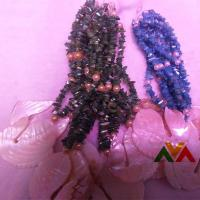 Buy cheap Jewelry chips pearls shells necklace from wholesalers