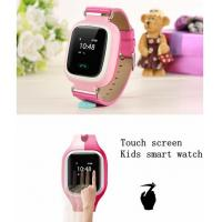Buy cheap Touch screen watch tracker/bracelet gps tracker for kids with andriod/ios apps from wholesalers