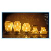 Buy cheap white porcelain electric oil burner product