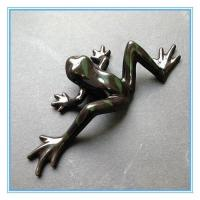 Buy cheap green ceramic frog product