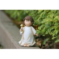 Buy cheap decoration resin angel product