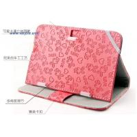 Buy cheap 7 inch leather case for tablet pc from wholesalers