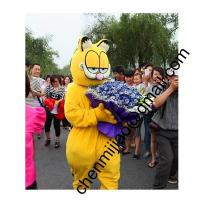 Buy cheap Adult Garfield mascot costume from wholesalers