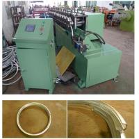 Buy cheap Barrel Hoop Roll Forming Machine, Clamping Ring, Drum Closing Ring from wholesalers