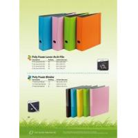 Buy cheap PP / Paper Lever Arch File from wholesalers