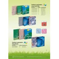 Buy cheap Fashion Lamination Lever Arch File / Ring Binder from wholesalers