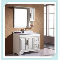 Buy cheap Modern Wooden Bathroom Vanity QBY1315 from Wholesalers