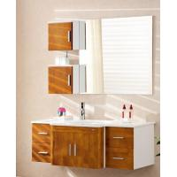 Buy cheap Modern Cheap Used Bathroom Vanity Cabinet QS0309 product