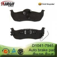 D1041-7945 Rear Brake Pad for Nissan Titan and Armada