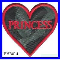 Buy cheap Embroidery patch,embroidery applique from wholesalers