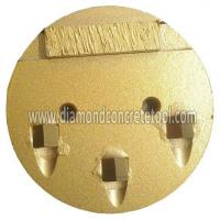 Buy cheap 3 Segments PCD Grinding Plates product