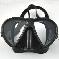 China Silicone Diving Mask Adult Scuba Mask Sea Fishing Equipment on sale