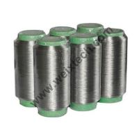 Buy cheap WX-SPY100% Silver Fiber Yarn (Pure Silver Coated Polyamide Yarn) product