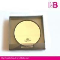 Buy cheap 10X magnifying glass make up mirror from wholesalers