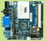 Buy cheap CarPC Motherboard:VIA EPIA Nano-ITX Mainboard from wholesalers