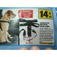Buy cheap Dog Safety Harness, Dog Car Safety Harness from wholesalers