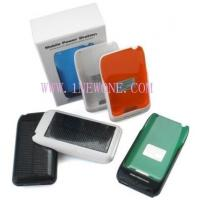 Buy cheap Solar iPhone External Battery from wholesalers