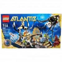 Buy cheap Toys, Puzzles, Games & More Lego 8061 Atlantis Gateway Of The Squid product