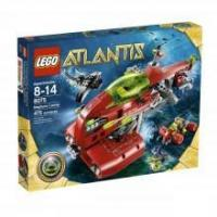 Buy cheap Toys, Puzzles, Games & More Lego 8075 Atlantis Neptune Carrier product