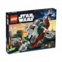 Buy cheap Toys, Puzzles, Games & More Lego 8097 Star Wars Slave I from wholesalers