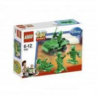 Buy cheap Toys, Puzzles, Games & More Lego 7595 Toy Story Army Men On Patrol from wholesalers