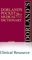 Buy cheap Dorland's Pocket Medical Dictionary from wholesalers