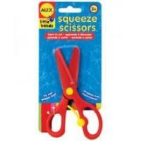 Buy cheap Arts & Crafts Alex Toys Little Hands Squeeze Scissors product