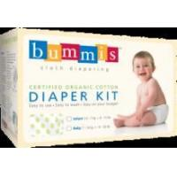 Buy cheap Diapers & Accessories Bummis Organic Diaper Kit - Infant from wholesalers
