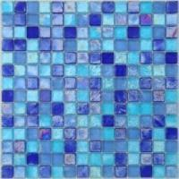 Buy cheap Iridescent Glass Mosaics from wholesalers