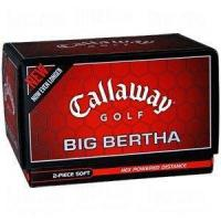 Buy cheap CALLAWAY Callaway Big Bertha Golf Balls from wholesalers