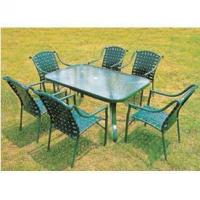 Buy cheap Outdoor Products Steel /Pvc belt FurnitureGJH026/7 from wholesalers