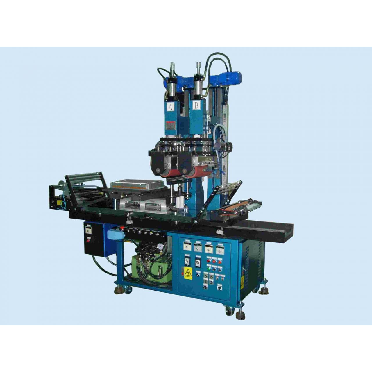 Buy cheap Heat transfer machine with double roller product