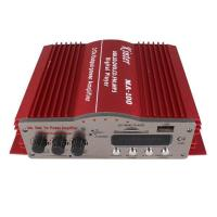 Buy cheap Digital amplifier - Stereo Power amp - remote Amplifier+USB/FM/SD Player from wholesalers