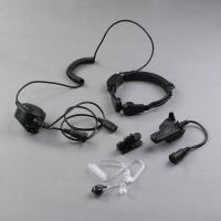 Buy cheap Throat Mic w/ Large VOX PTT Button for Motorola Radio from wholesalers