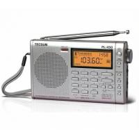 Buy cheap TECSUN PL450 FM stereo SW MW LW PLL Shortwave Digital Full Band Portable Radio Synthesized Receiver from wholesalers