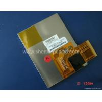 Buy cheap Acer 3230 display.ACER N30/N50 touch screen.TD035STEB1 display from wholesalers