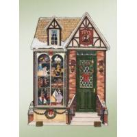 Buy cheap Byers' Choice - Toy Shoppe Backdrop from wholesalers