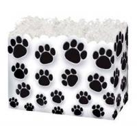 Buy cheap Paw Prints Large Basket BoxCase Pack - 6 from wholesalers