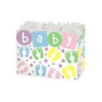 Buy cheap Baby Steps Small Basket BoxCase Pack - 6 from wholesalers
