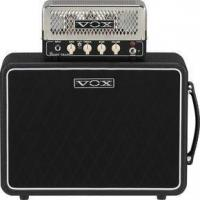 Buy cheap Vox NT2/V110NT Lil' Night Train Set Tube Guitar Half Stack Black from wholesalers