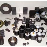 Buy cheap Sintered Ring Ferrite Magnets With Multiple Poles product