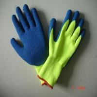 Buy cheap latex coated working gloves from wholesalers