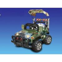 Buy cheap Emulation Jeep /Children car with calash 0072a-2 from wholesalers