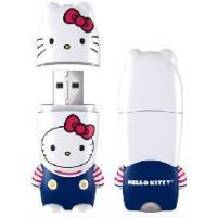 Buy cheap Cute Hello Kitty Mimobot 2 GB USB Flash Drive for Her 35th Anniversary celebration from wholesalers