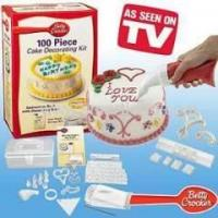 Buy cheap General (5) 100pcs Betty Crocker cake decorating kit from wholesalers