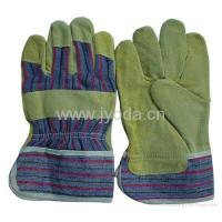 Buy cheap pigskin leather gloves from wholesalers