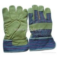 Buy cheap pigskin leather gloves-88PASA from wholesalers