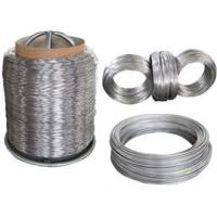 Buy cheap Spring wire from wholesalers